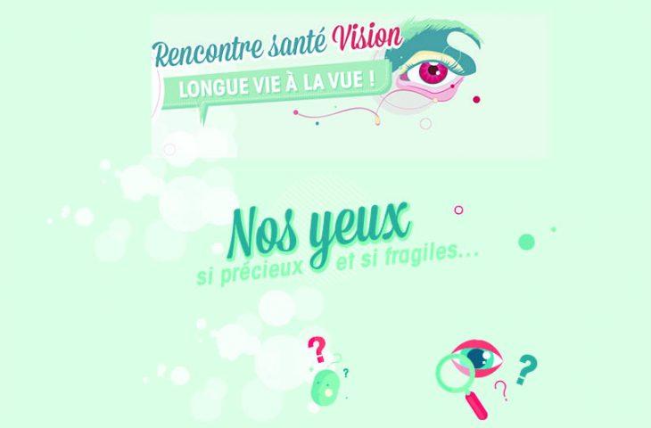 Rencontre santé Vision   « Longue vie à la vue ! » en Bretagne 61265f1f6c34